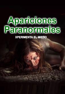 Apariciones Paranormales