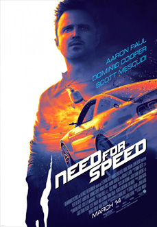 Need For Speed La Película