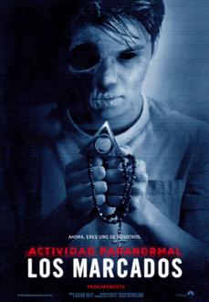 Actividad Paranormal Los Marcados