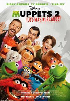 Muppets 2 Los Más Buscados