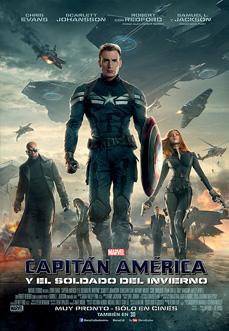 Capitán América y el Soldado de Invierno
