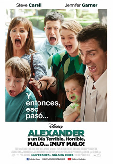 Alexander y un Día Terrible, Horrible, Malo, Muy Malo