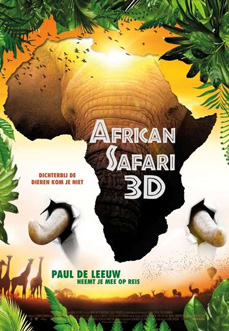 Africa 3D