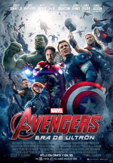 Avengers La Era de Ultrón