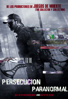 Persecución Paranormal