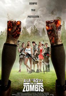 A la mgjh con los Zombies