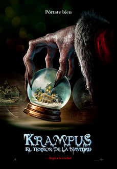 Krampus El Terror de la Navidad