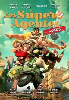 Los Súper Agentes Locos