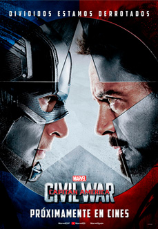 Capitán America Civil War