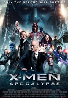 X Men Apocalipsis